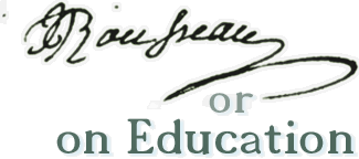 Rousseau or on Education -  Film Logo